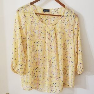 VGUC Papermoon for stitchfix blouse